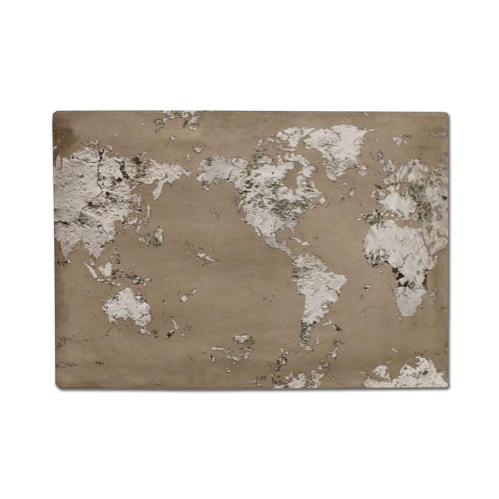 World Betonbild von Lyon Beton