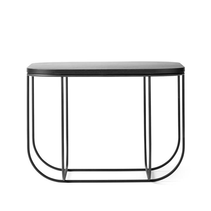 FUWL Cage Table von Menu in Schwarz / Esche dunkel