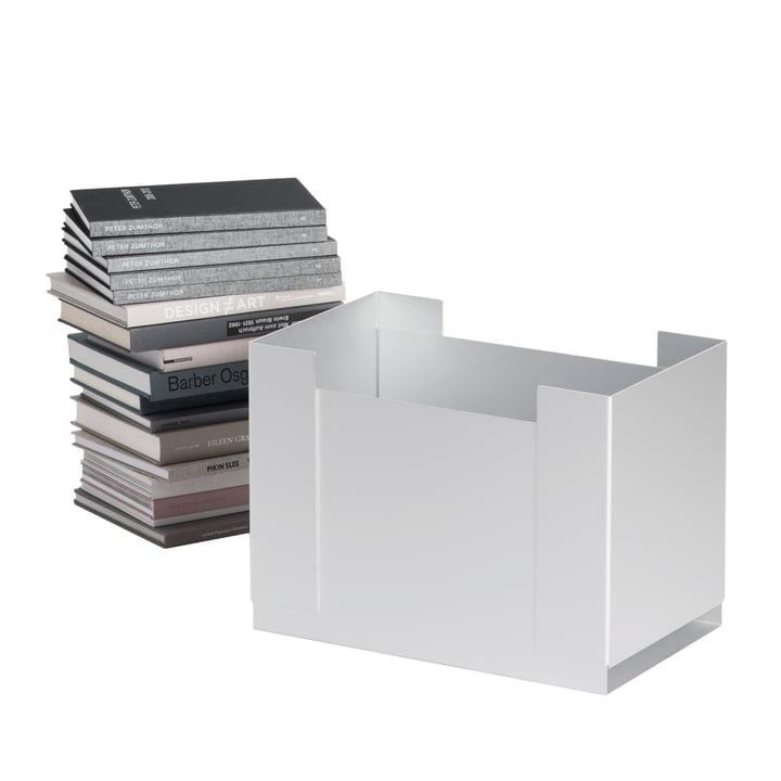 Auerberg - Book-Box, mit Büchern im Hintergrund