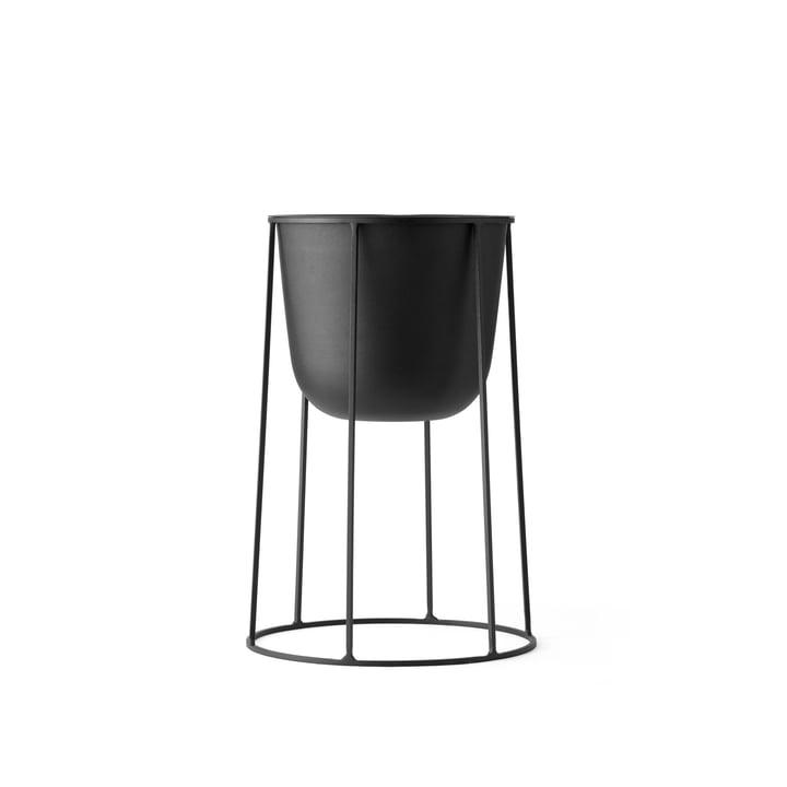 Menu - Wire Base 404, schwarz, Wire Pot