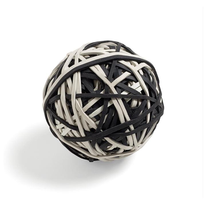 Elastic Ball von Hay in Schwarz / Weiß