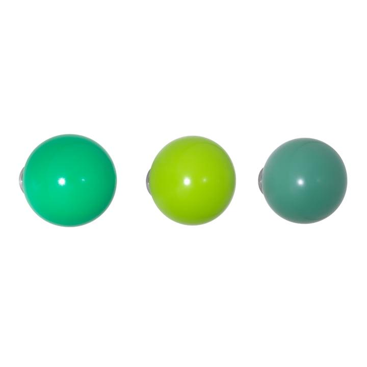 Vitra - Coat Dots, grün