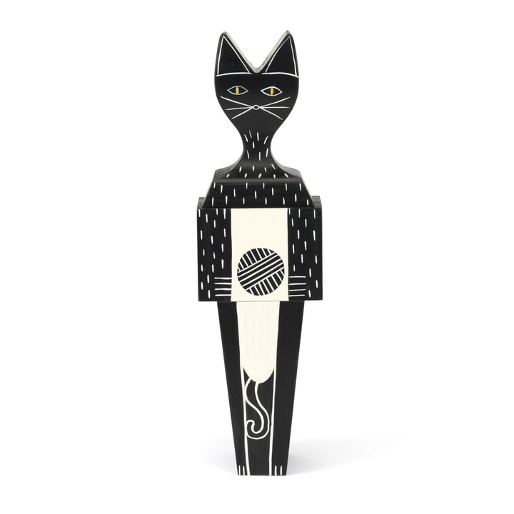 Vitra - Wooden Dolls, Wooden Cat, large