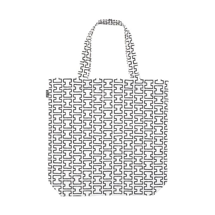 Artek - H55 Stofftasche, weiß / grau