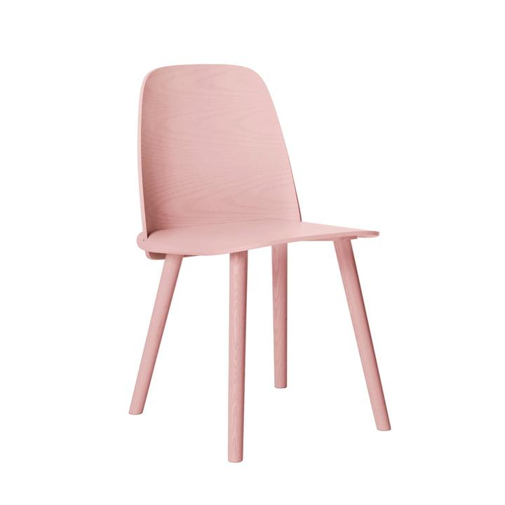 Nerd Chair von Muuto in Rose
