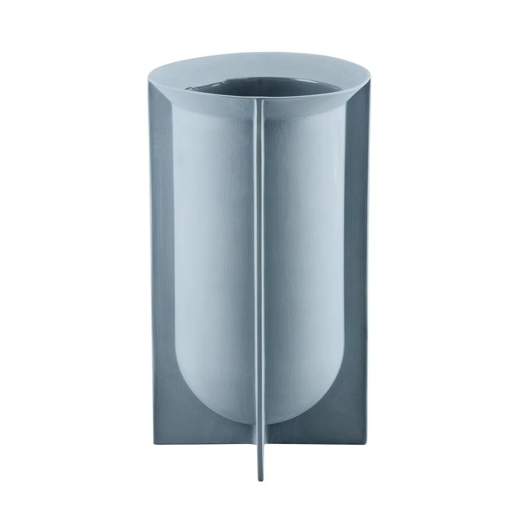 Rosenthal - Domo Vase 26 cm, taubengrau