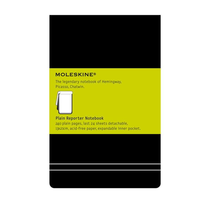Moleskine - Blanko Notizblock Large, Hardcover