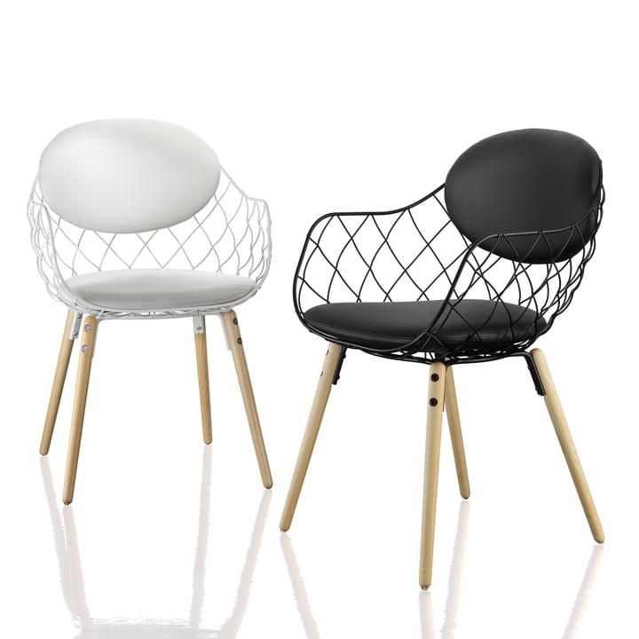 der pi a stuhl von magis im shop. Black Bedroom Furniture Sets. Home Design Ideas
