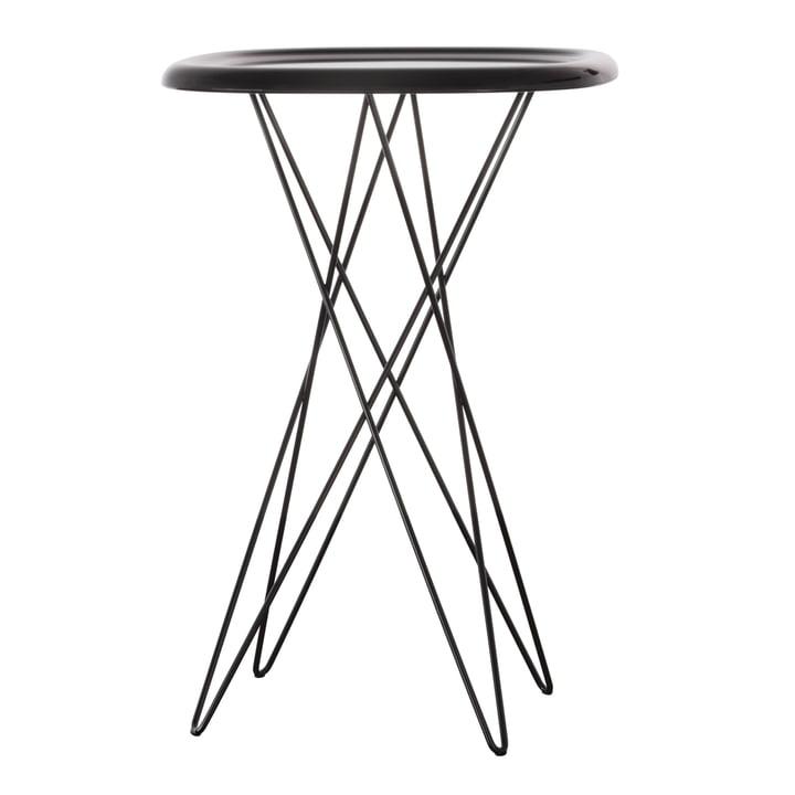Magis - Pizza Tisch H 70 cm, dunkelbraun