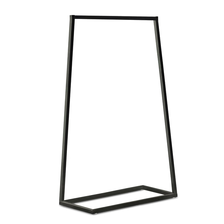 BeDesign - Lume Garderobenständer groß, schwarz