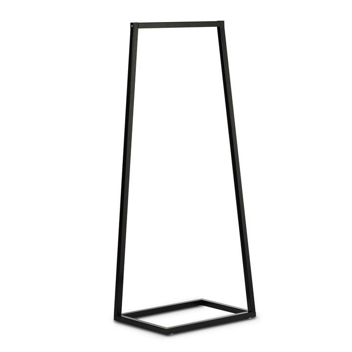 BeDesign - Lume Garderobenständer klein, schwarz