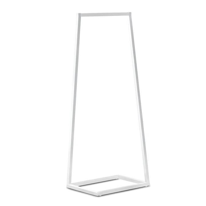 BeDesign - Lume Garderobenständer klein, weiß