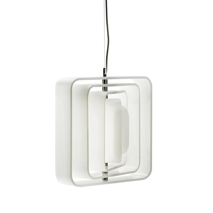 BeDesign - QBE-Light Pendel-/ Deckenleuchte, matt weiß
