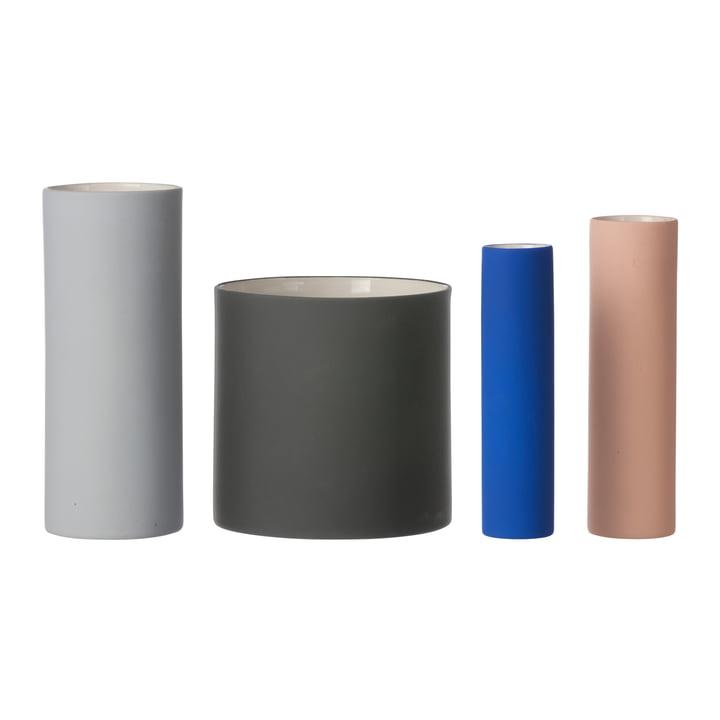 Multicolor Collection Vasen-Set von ferm Living