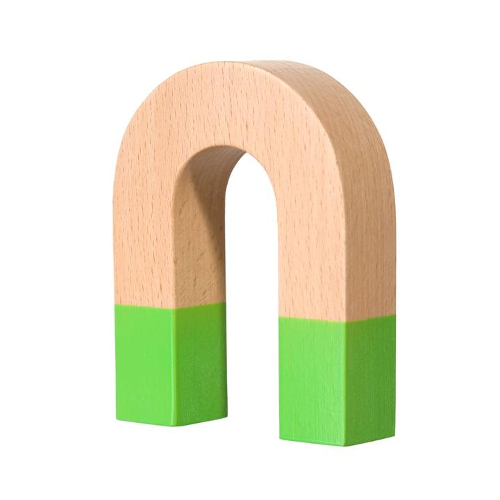 Areaware - Hufeisen-Magnet, grün