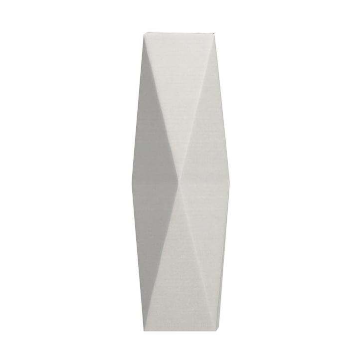 snug.vase high von Snug.studio in grau