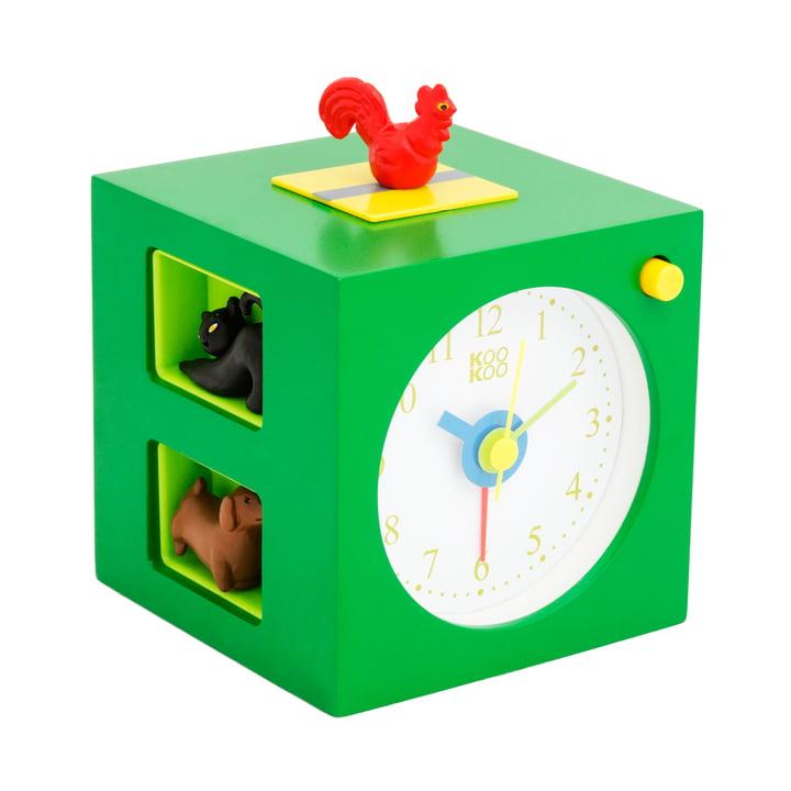 KidsAlarm von KooKoo in Grün