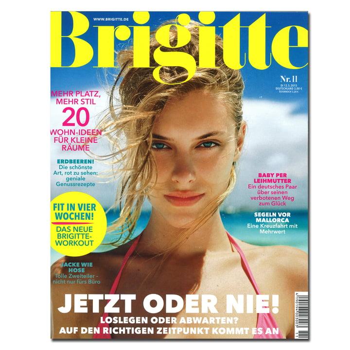 Brigitte Zeitschrift Connox