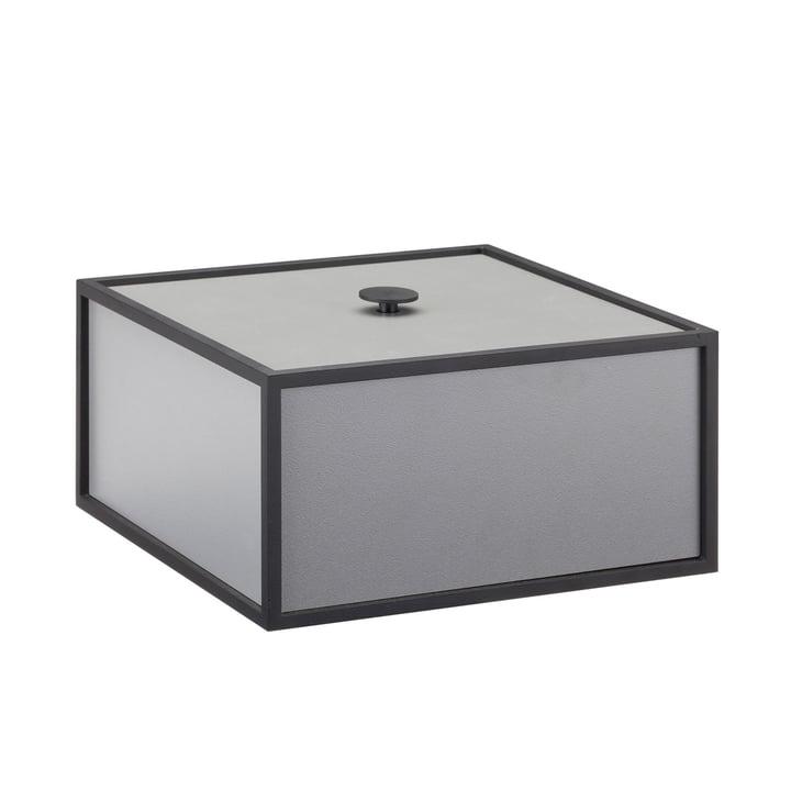 Frame Box von by Lassen in Dunkelgrau