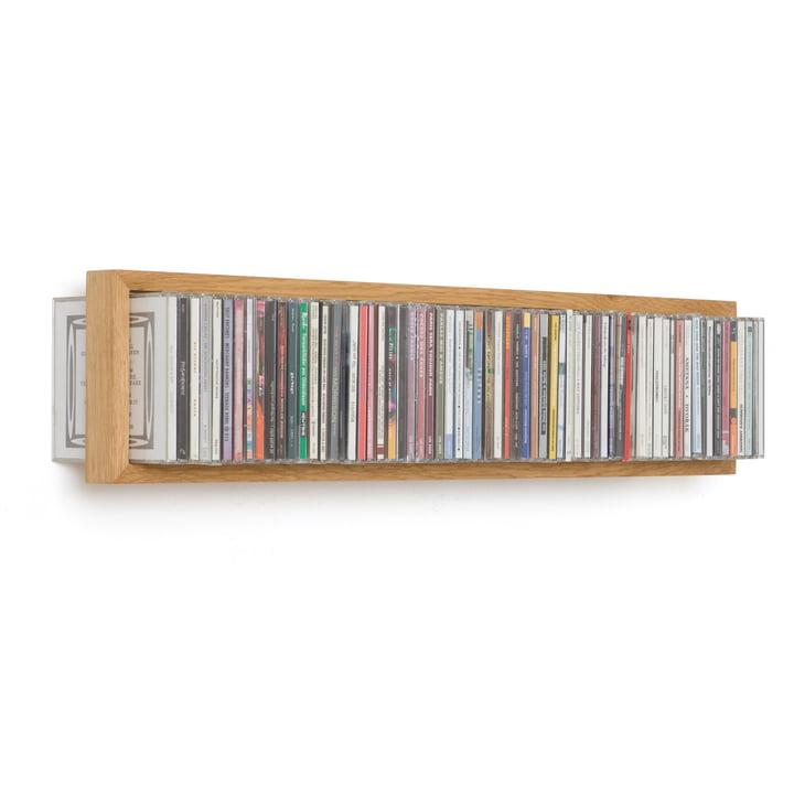 das kleine b - CD-Regal, groß