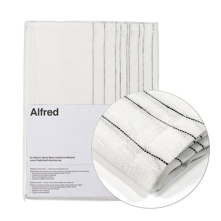 Alfred - Lina Verpackung mit Detail