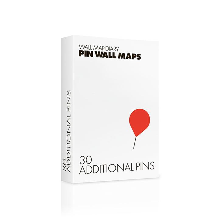 Palomar - Zusätzliche Reißzwecken für Pin World