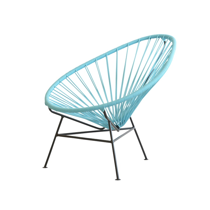 OK Design - The Acapulco Mini Chair, hellblau