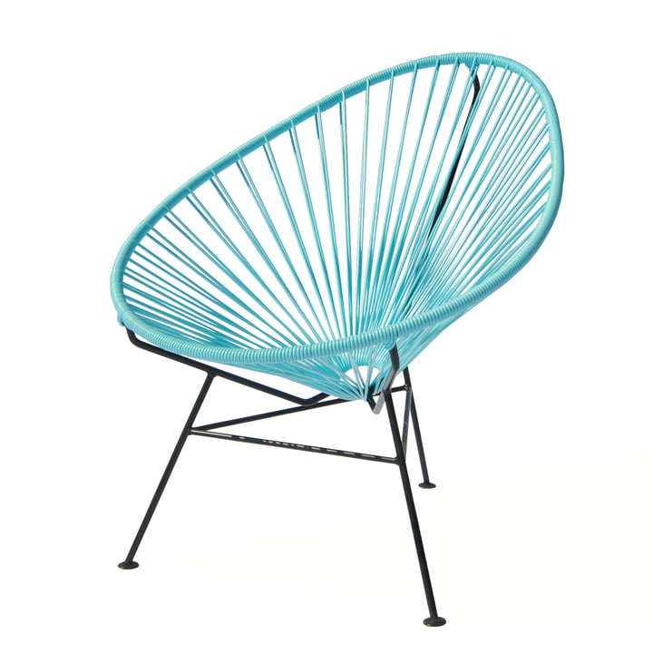 OK Design - The Acapulco Chair, hellblau