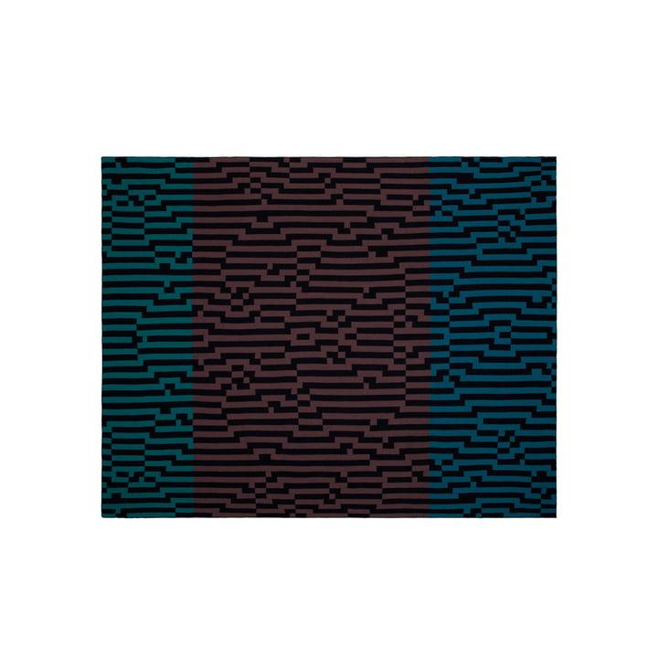 Zuzunaga - Zoom Out 1 Wolldecke, 140 × 180 cm