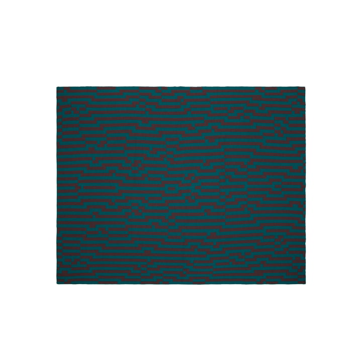 Zuzunaga - Zoom In 3 Wolldecke, 140 × 180 cm