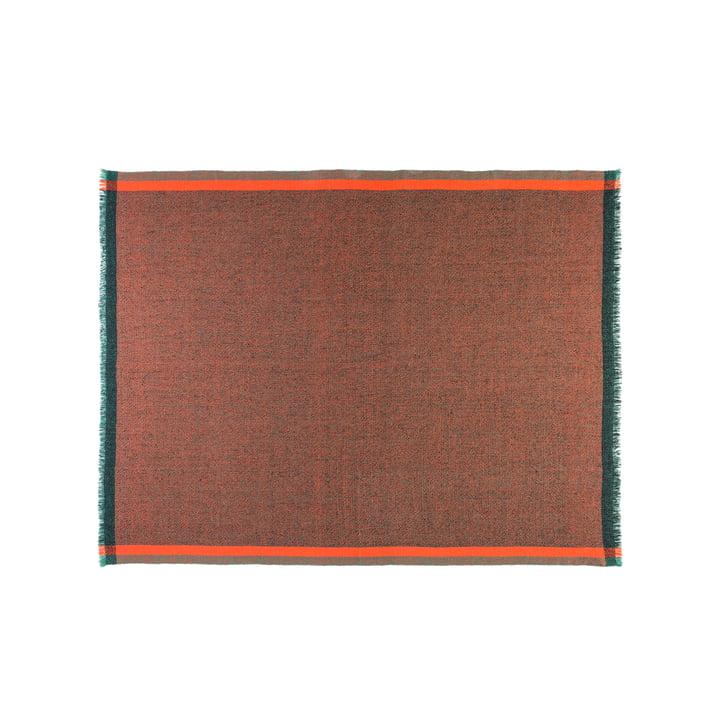 Thinking Wolldecke 140 × 180 cm von Zuzunaga