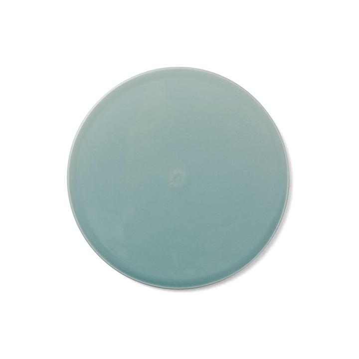 Menu - New Norm Teller / Deckel Ø 21.5 cm in cool green