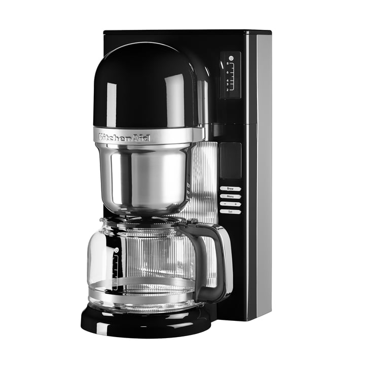 KitchenAid - Kaffeemaschine KitchenAid, onyx schwarz
