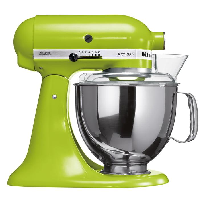 Artisan Küchenmaschine 4,8 l von KitchenAid in Apfelgrün