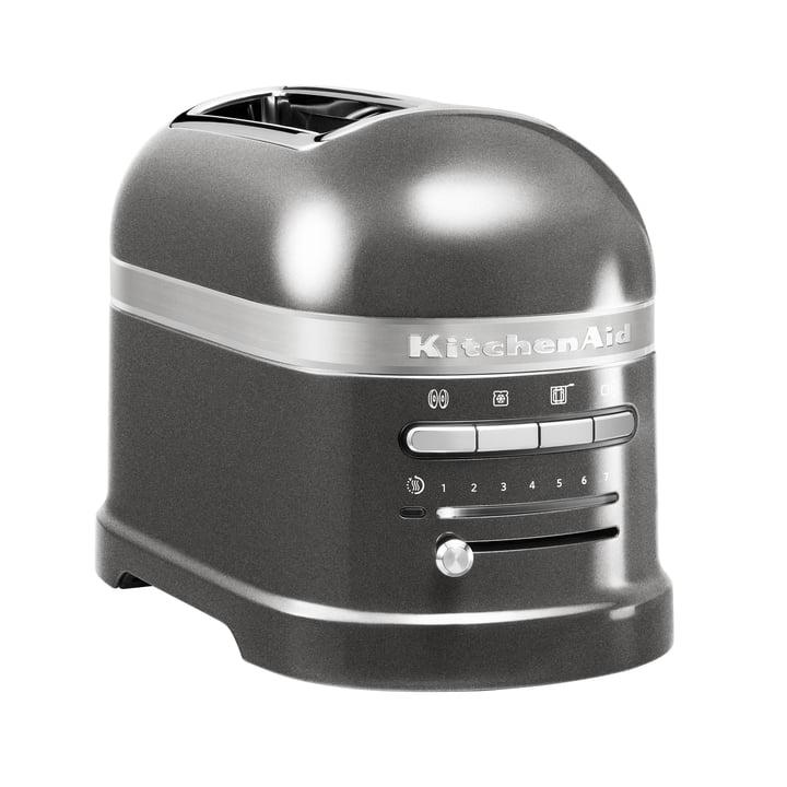 KitchenAid - Artisan Toaster 5KMT2204E, medaillon silber