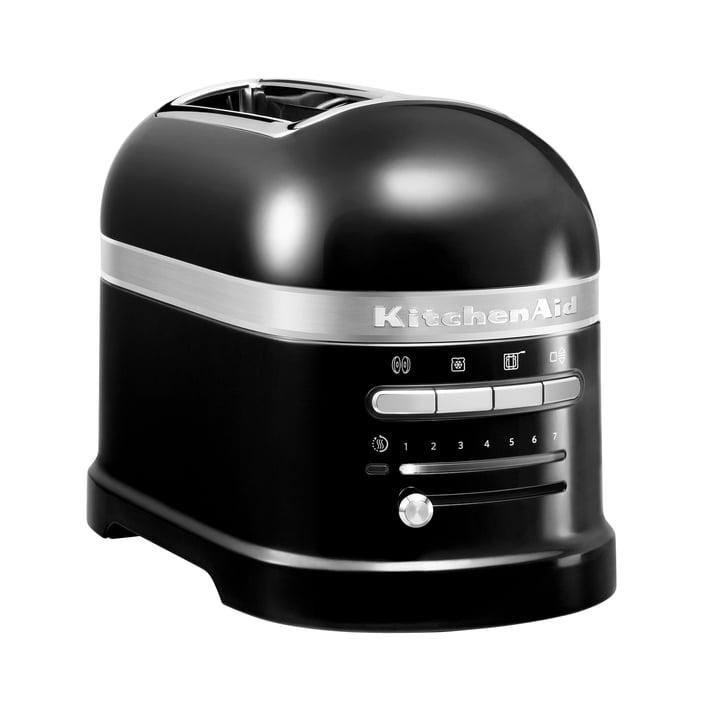 KitchenAid - Artisan Toaster 5KMT2204E, onyx schwarz