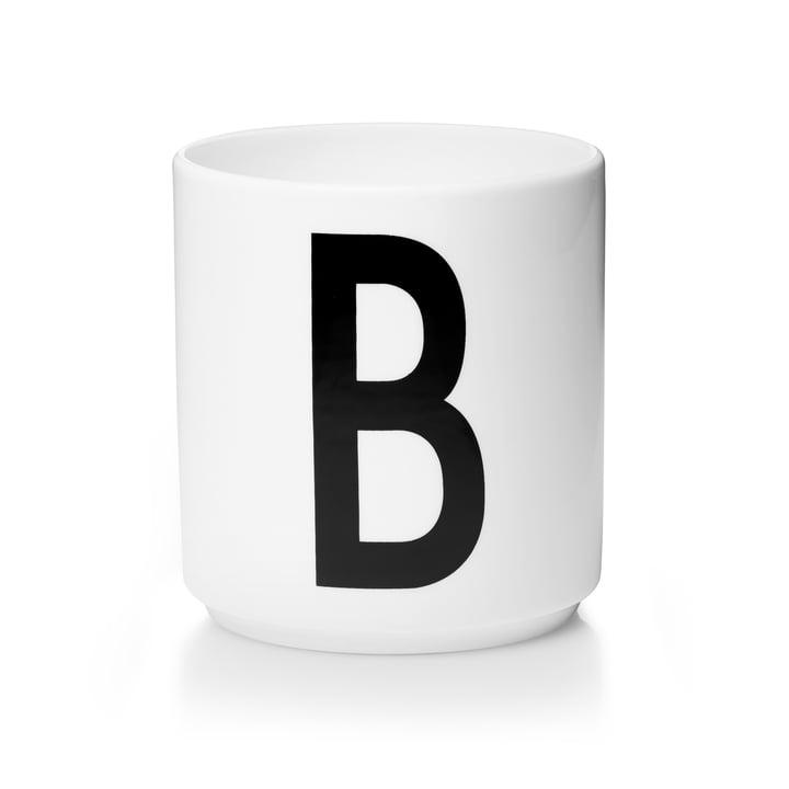 Design Letters - AJ Porzellan Becher B