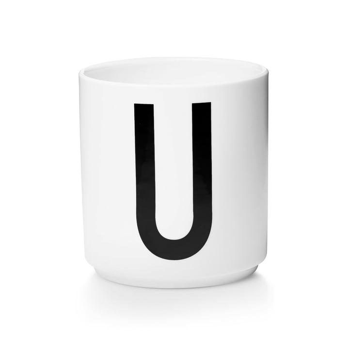 Design Letters - AJ Porzellan Becher U