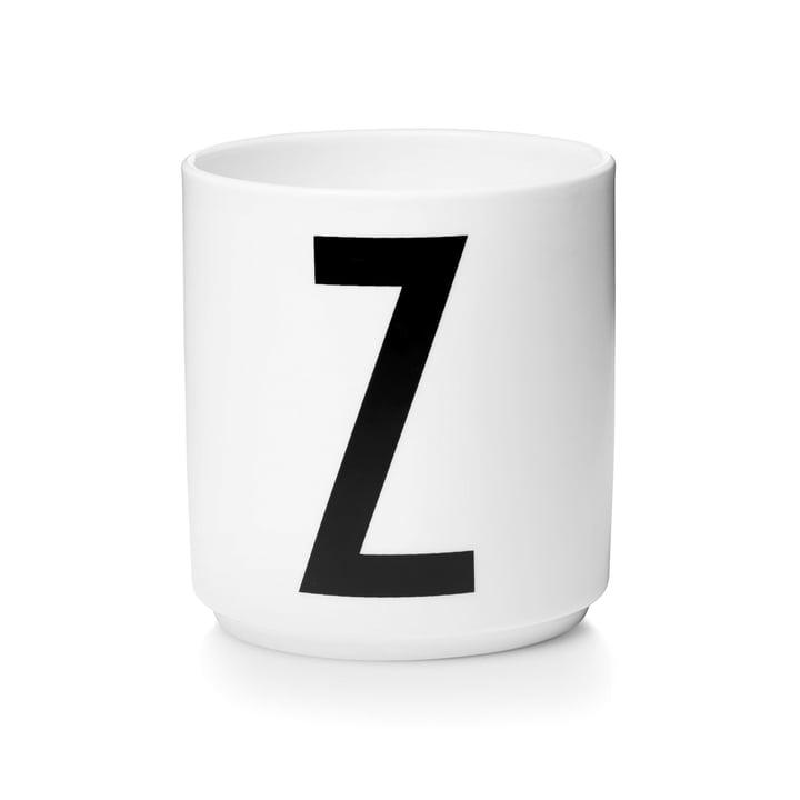 Design Letters - AJ Porzellan Becher Z