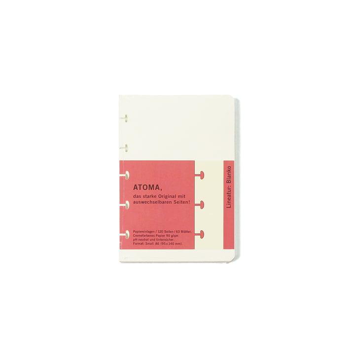 Atoma - Nachfüllpack Classic 95 x 140, blanko