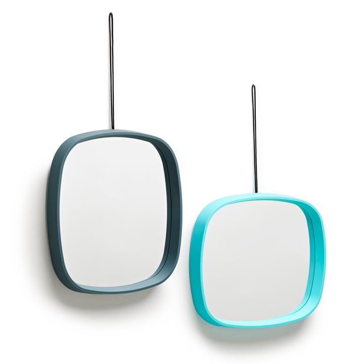 television spiegel von design letters. Black Bedroom Furniture Sets. Home Design Ideas
