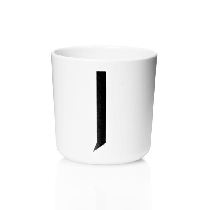 Design Letters - AJ Melamin Becher J