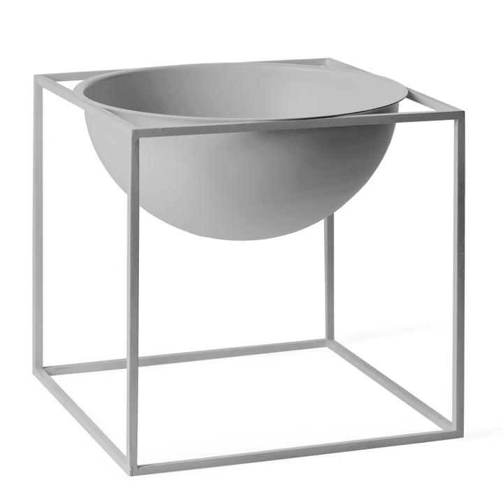 by Lassen - Kubus Bowl, groß, grau