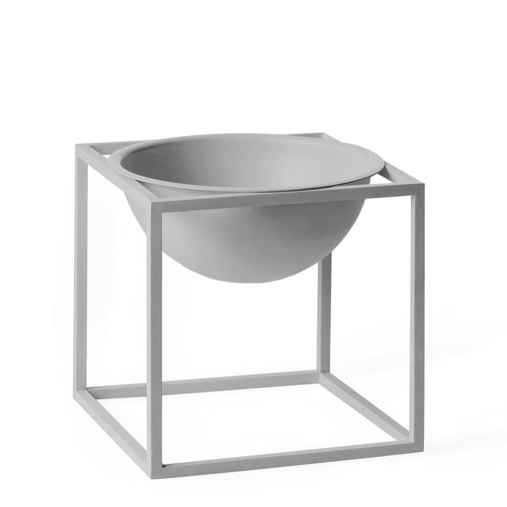by Lassen - Kubus Bowl, klein, grau