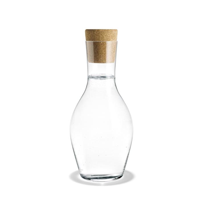 Holmegaard - Cabernet Wasserkaraffe mit Korkverschluss