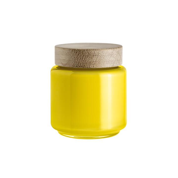 Holmegaard - Palet Aufbewahrungsglas, gelb, 0,5 l