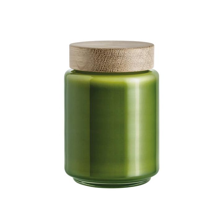 Holmegaard - Palet Aufbewahrungsglas in grün für 0,7 l