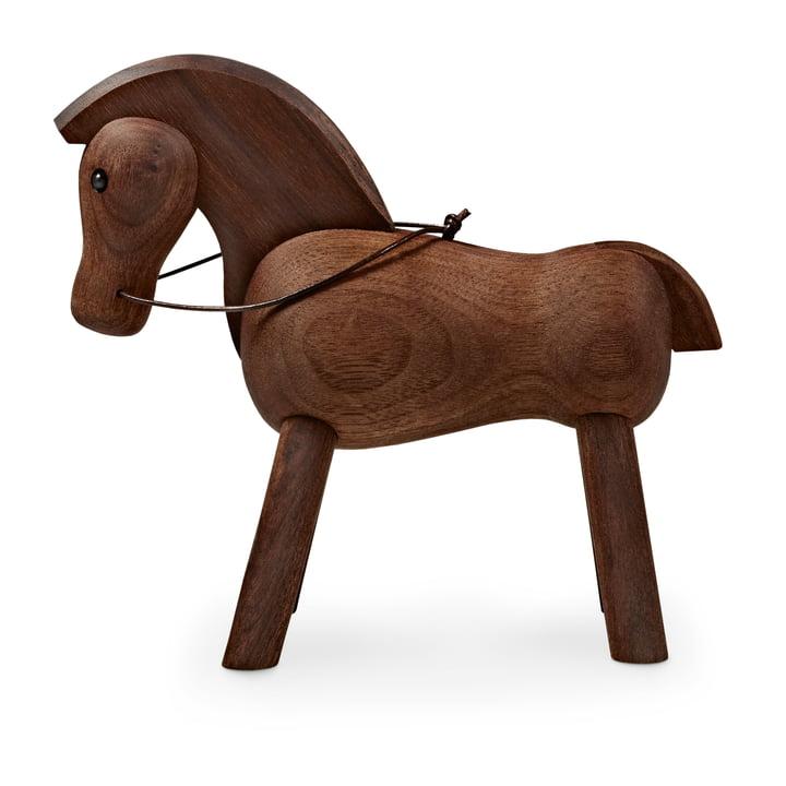 Profilansicht des Kay Bojesen Pferds