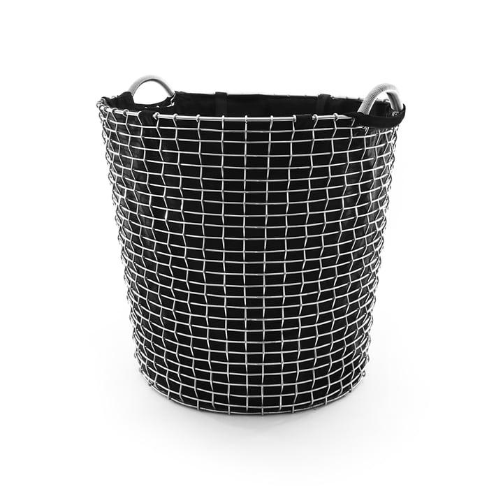Laundry Bag 65 von Korbo in Schwarz