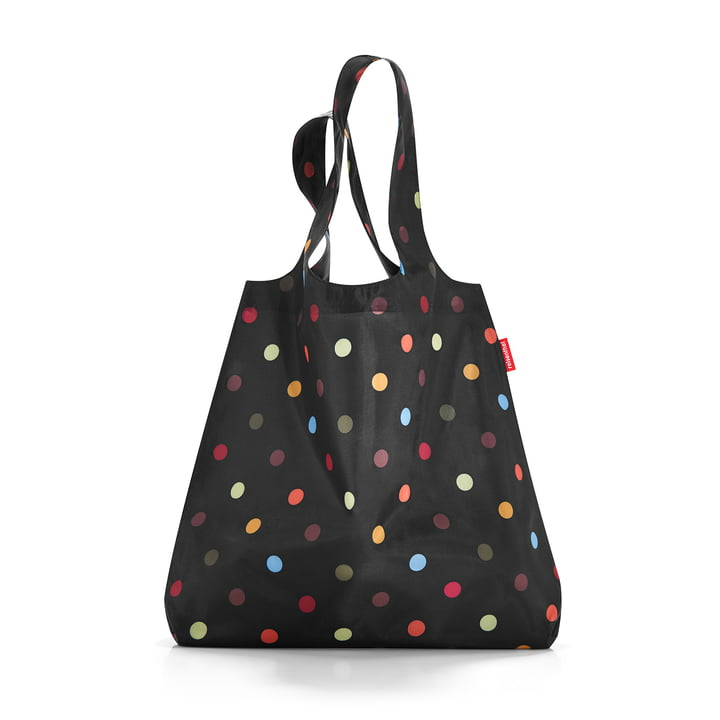 mini maxi shopper von reisenthel in dots